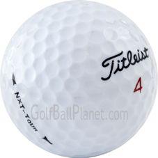 Discount Titleist NXT Tour Golf Balls | Titleist Balls