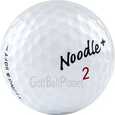 Maxfli Noodle Used Golf Balls | Discount Golf Balls