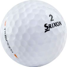 Srixon Trispeed Grade B Used Golf Balls