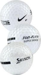 Range Golf Balls | Discount Used Golf Balls | Practice Golf Balls