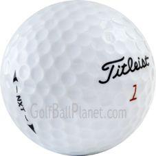 Titleist NXT Golf Balls | Titleist Used Golf Balls