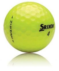 60 Mint Yellow Srixon Mix Used Golf Balls | Wholesale Pricing | Discounted Golf Balls