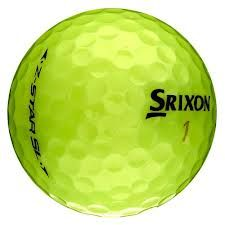Srixon Z-STAR SL Tour Used Golf Ball | Wholesale Discounts