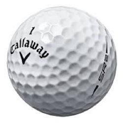 Callaway Speed Regime 2 Used Golf Balls