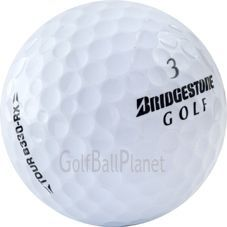 Bridgestone B330 RXS Used Golf Balls