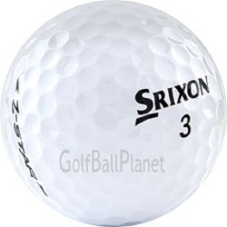 Srixon Mix Used Golf Balls