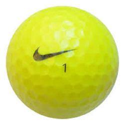 Nike Mix Golf Balls |  Nike One Used Golf Balls | Nike Mojo Balls