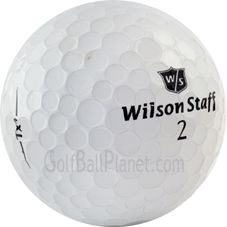 Wilson Mix Golf Balls | Lost and Used Golf Balls