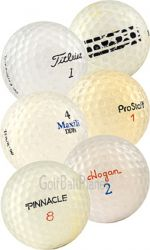 200 Hit Away Practice Used Golf Balls | Warehouse Discount Pricing | Outlet Center
