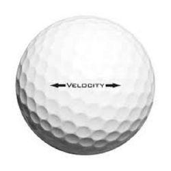 Titleist Velocity White Used Golf Balls