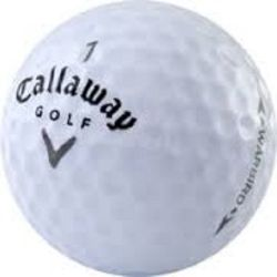 Callaway Mix White Used Golf Balls