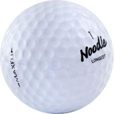 Maxfli Noodle Golf Balls | Used Golf Balls