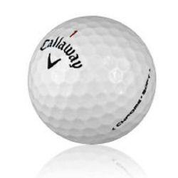 Callaway Chrome Soft Used Golf Balls