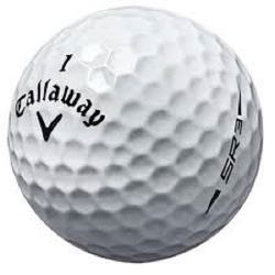 Callaway Speed Regime 3 Used Golf Balls