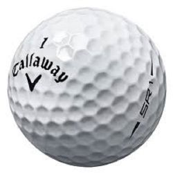 Callaway Speed Regime 1 Used Golf Balls