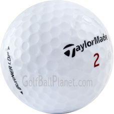 Taylor Made Burner LDP Mix Used Golf Balls | Taylormade Golf Balls