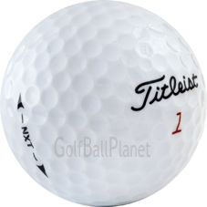 Titleist NXT Golf Balls | Cheap Used Golf Balls