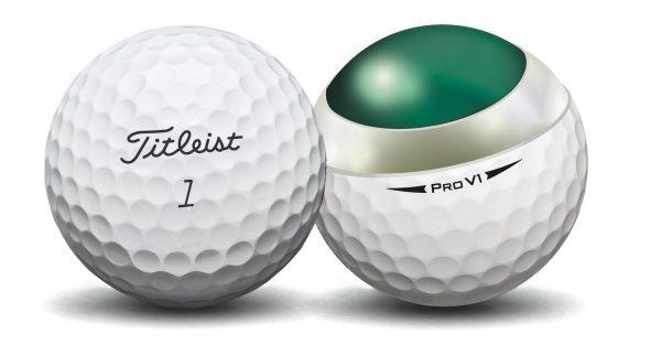 Titleist Pro V1 2017